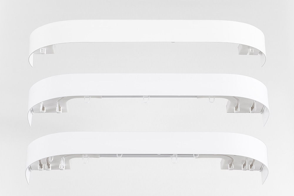 Ceiling mounted CM curtain пазов sukomplektuoti