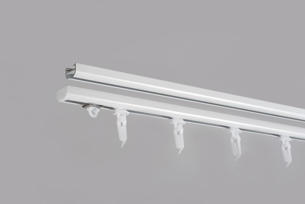 Aluminium system D-PROFILE