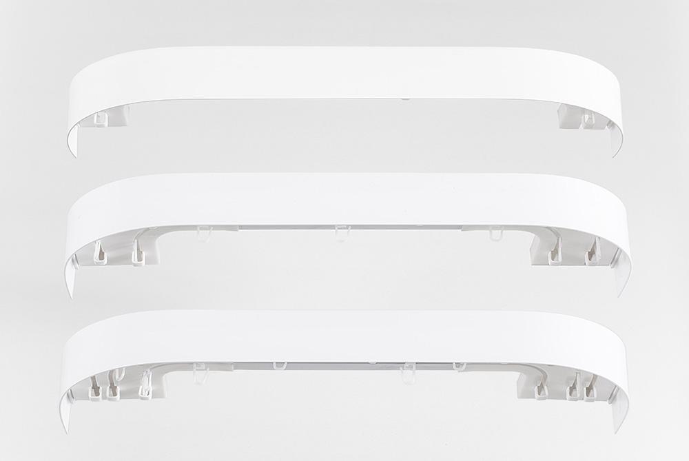 Ceiling mounted CM curtain rails sukomplektuoti