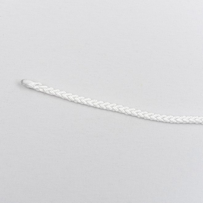 Cord 35mm white colour Nr. 86