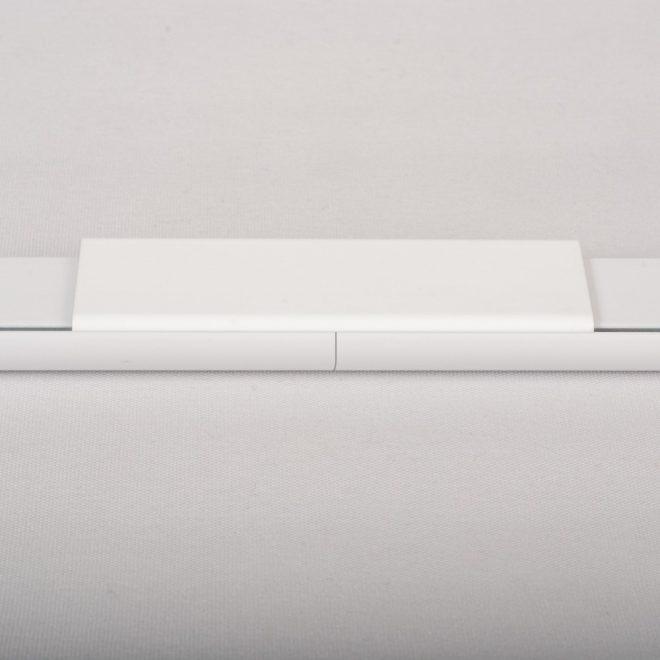 Linkage for aluminium profile metal white colour No. DS 203
